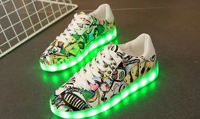 how to fix led shoes