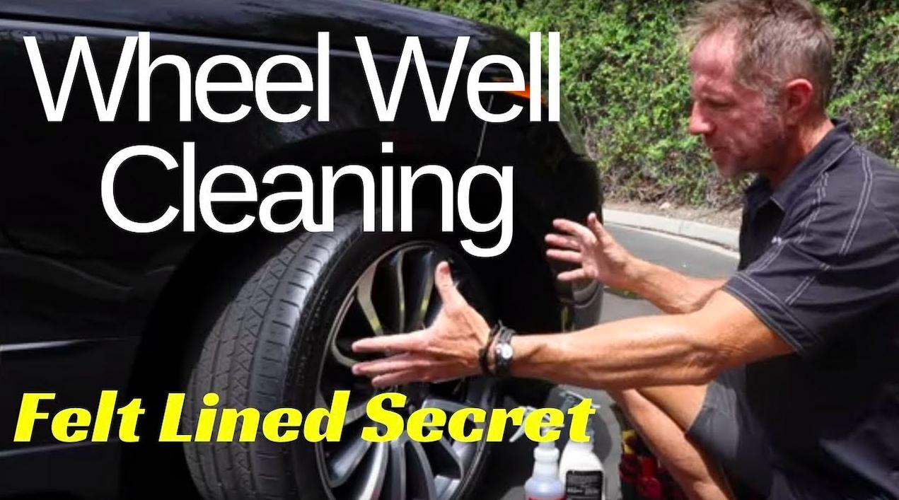 How to clean wheel wells / Best Options 2021