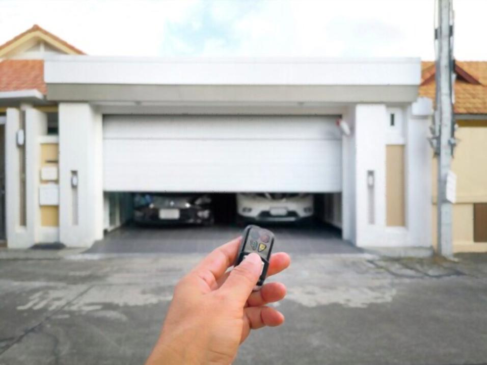 How to pick a garage door lock