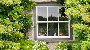 How to paint double hung windows